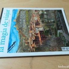 Coleccionismo de National Geographic: LA MAGIA DE VIAJAR - ARAGON / LOS PUEBLOS MAS BONITOS ARAGON / 79 DE 2013 / U+406. Lote 245646830