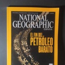 Coleccionismo de National Geographic: REVISTA NATIONAL GEOGRAPHIC JUNIO 2004. Lote 245961540
