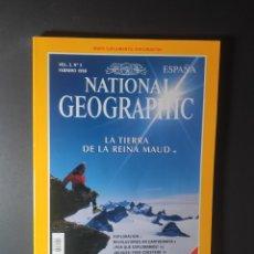 Coleccionismo de National Geographic: REVISTA NATIONAL GEOGRAPHIC FEBRERO 1998. Lote 245962870