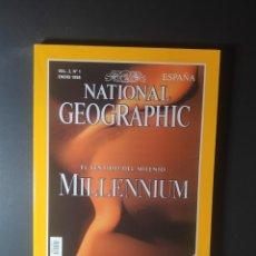 Coleccionismo de National Geographic: REVISTA NATIONAL GEOGRAPHIC ENERO 1998. Lote 245964415