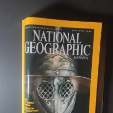 Coleccionismo de National Geographic: REVISTA NATIONAL GEOGRAPHIC NOVIEMBRE 2003. Lote 246096915