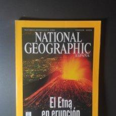 Coleccionismo de National Geographic: REVISTA NATIONAL GEOGRAPHIC FEBRERO 2002. Lote 246097210