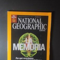 Coleccionismo de National Geographic: REVISTA NATIONAL GEOGRAPHIC OCTUBRE 2008. Lote 246097945