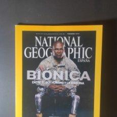 Coleccionismo de National Geographic: REVISTA NATIONAL GEOGRAPHIC FEBRERO 2010. Lote 246098490