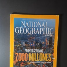 Coleccionismo de National Geographic: REVISTA NATIONAL GEOGRAPHIC ENERO 2011. Lote 246098640