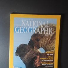 Coleccionismo de National Geographic: REVISTA NATIONAL GEOGRAPHIC SEPTIEMBRE 2001. Lote 246098860