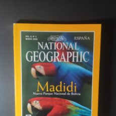 Coleccionismo de National Geographic: REVISTA NATIONAL GEOGRAPHIC MARZO 2000. Lote 246099005