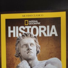 Coleccionismo de National Geographic: ESPARTACO HISTORIA NATIONAL GEOGRAPHIC. Lote 246326900