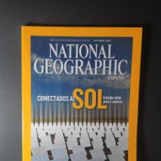 Coleccionismo de National Geographic: REVISTA NATIONAL GEOGRAPHIC OCTUBRE 2009. Lote 246519620
