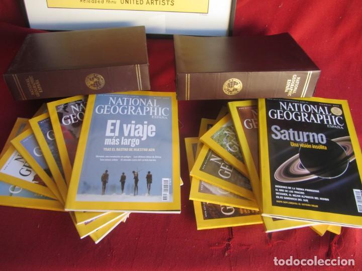 REVISTA NATIONAL GEOGRAPHIC ESPAÑA. AÑO 2006 COMPLETO SIN ARCHIVADORES (Coleccionismo - Revistas y Periódicos Modernos (a partir de 1.940) - Revista National Geographic)