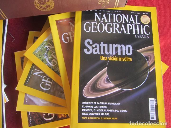 Coleccionismo de National Geographic: REVISTA NATIONAL GEOGRAPHIC ESPAÑA. AÑO 2006 COMPLETO SIN ARCHIVADORES - Foto 2 - 288356823