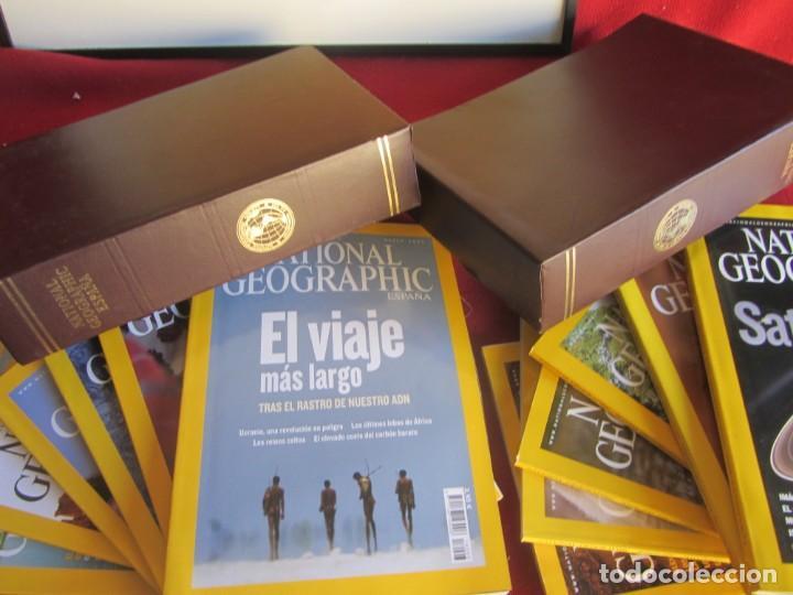 Coleccionismo de National Geographic: REVISTA NATIONAL GEOGRAPHIC ESPAÑA. AÑO 2006 COMPLETO SIN ARCHIVADORES - Foto 4 - 288356823