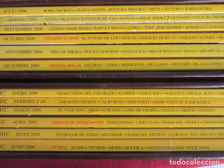 Coleccionismo de National Geographic: REVISTA NATIONAL GEOGRAPHIC ESPAÑA. AÑO 2006 COMPLETO SIN ARCHIVADORES - Foto 6 - 288356823