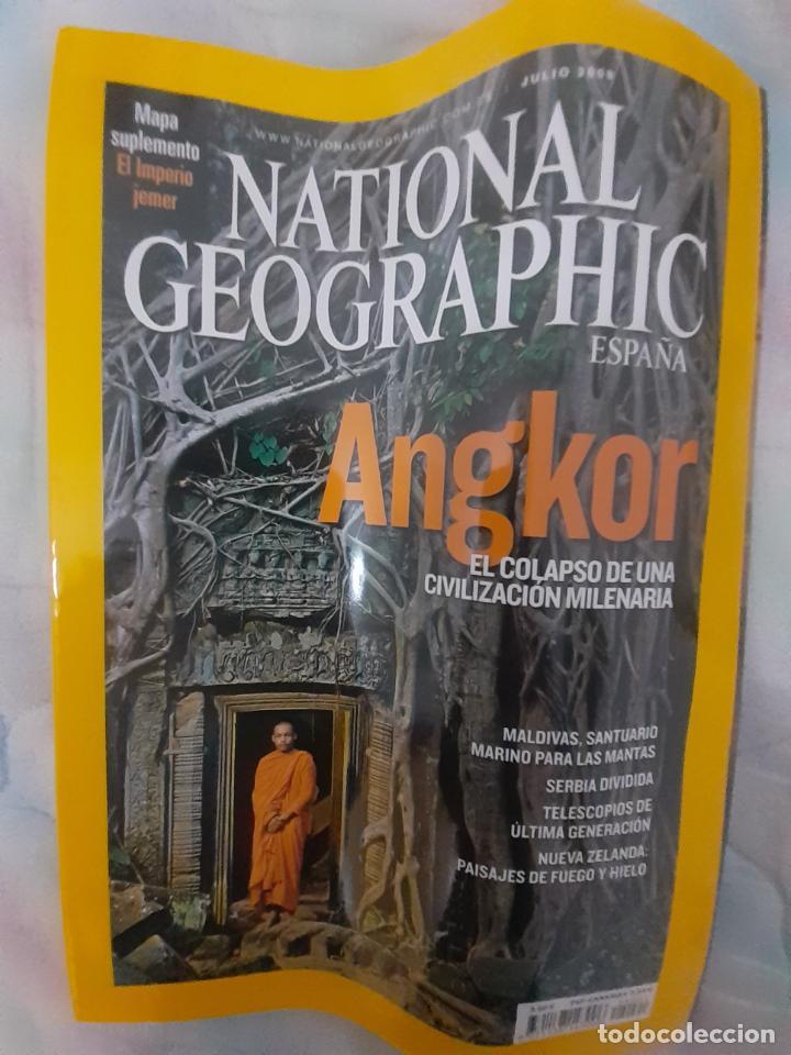 Coleccionismo de National Geographic: REVISTAS NATIONAL GEOGRAPHIC - VER DESCRIPCIÓN Y FOTOS ADJUNTAS - Foto 2 - 257543795