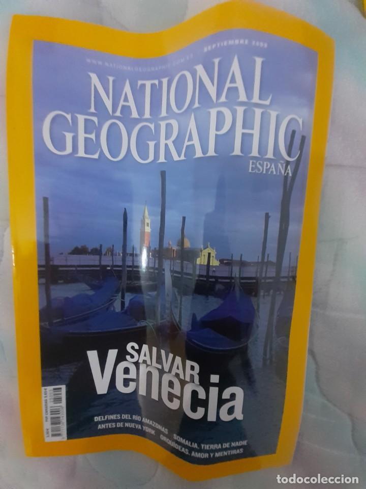 Coleccionismo de National Geographic: REVISTAS NATIONAL GEOGRAPHIC - VER DESCRIPCIÓN Y FOTOS ADJUNTAS - Foto 4 - 257543795