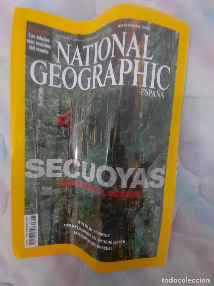 Coleccionismo de National Geographic: REVISTAS NATIONAL GEOGRAPHIC - VER DESCRIPCIÓN Y FOTOS ADJUNTAS - Foto 6 - 257543795