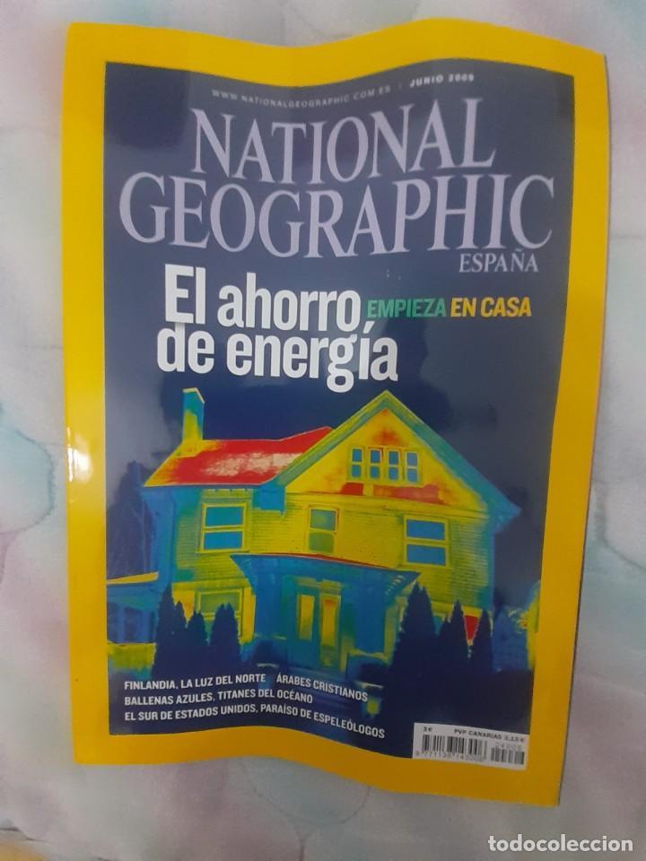 REVISTAS NATIONAL GEOGRAPHIC - VER DESCRIPCIÓN Y FOTOS ADJUNTAS (Coleccionismo - Revistas y Periódicos Modernos (a partir de 1.940) - Revista National Geographic)