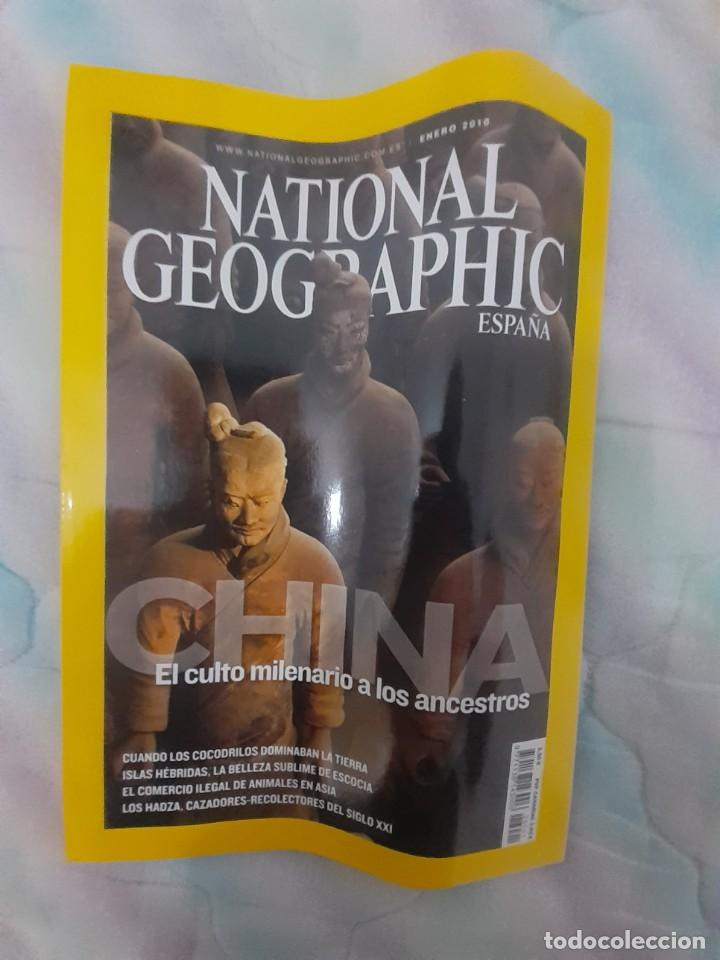 Coleccionismo de National Geographic: REVISTAS NATIONAL GEOGRAPHIC - VER DESCRIPCIÓN Y FOTOS ADJUNTAS - Foto 8 - 257543795