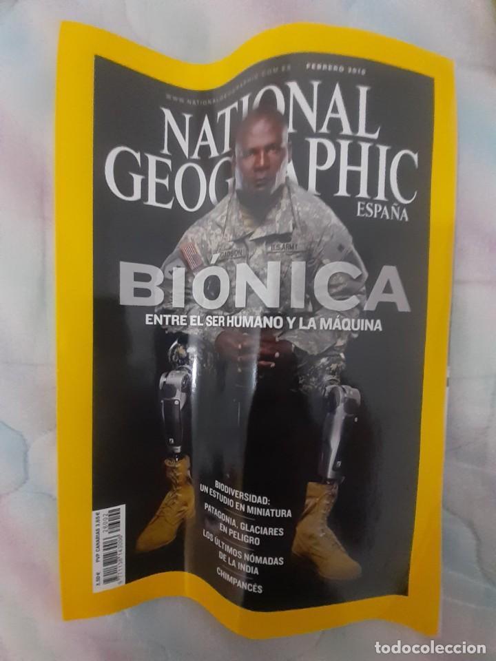 Coleccionismo de National Geographic: REVISTAS NATIONAL GEOGRAPHIC - VER DESCRIPCIÓN Y FOTOS ADJUNTAS - Foto 9 - 257543795