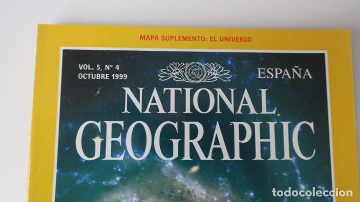 Coleccionismo de National Geographic: NATIONAL GEOGRAPHIC VOLUMEN 5 NUMERO 4 Octubre 1999 ESPAÑOL - Foto 2 - 257748135