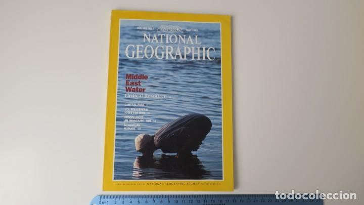 Coleccionismo de National Geographic: National Geographic volumen 183 numero 5 Mayo 1993 INGLES - Foto 1 - 257748165