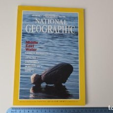 Coleccionismo de National Geographic: NATIONAL GEOGRAPHIC VOLUMEN 183 NUMERO 5 MAYO 1993 INGLES. Lote 257748165