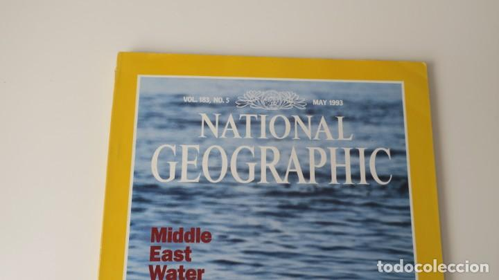 Coleccionismo de National Geographic: National Geographic volumen 183 numero 5 Mayo 1993 INGLES - Foto 2 - 257748165