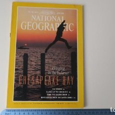Coleccionismo de National Geographic: NATIONAL GEOGRAPHIC VOLUMEN 183 NUMERO 6 JUNIO 1993 INGLES. Lote 257748185