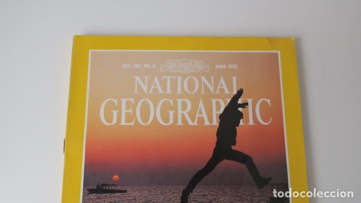 Coleccionismo de National Geographic: National Geographic volumen 183 numero 6 Junio 1993 INGLES - Foto 2 - 257748185