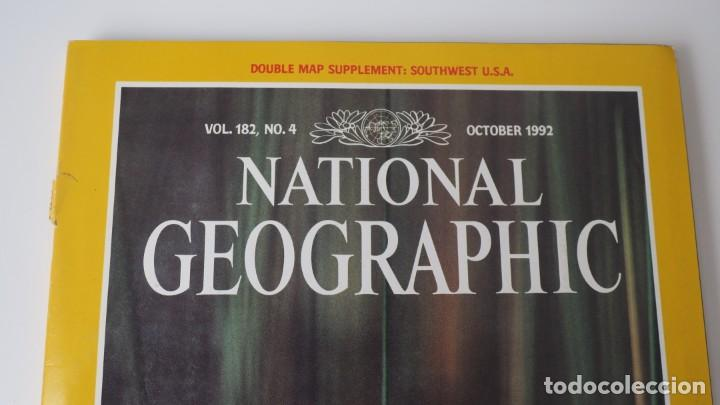 Coleccionismo de National Geographic: National Geographic volumen 182 numero 4 Octubre 1992 INGLES - Foto 2 - 257748390