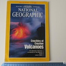 Coleccionismo de National Geographic: NATIONAL GEOGRAPHIC VOLUMEN 182 NUMERO 6 DICIEMBRE 1992 INGLES. Lote 257748755