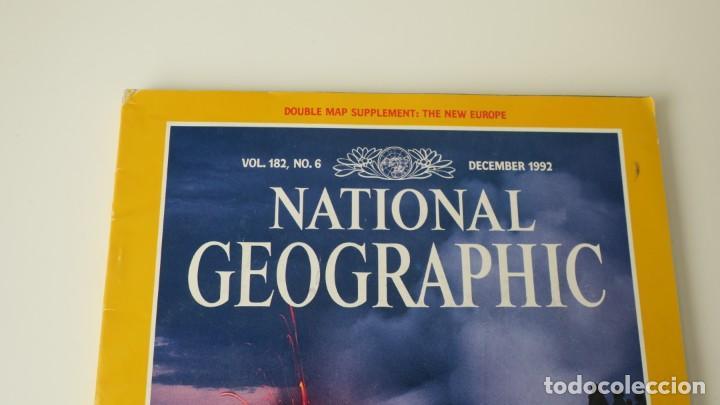 Coleccionismo de National Geographic: National Geographic volumen 182 numero 6 Diciembre 1992 INGLES - Foto 2 - 257748755