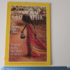 Coleccionismo de National Geographic: NATIONAL GEOGRAPHIC VOLUMEN 184 NUMERO 2 AGOSTO 1993 INGLES. Lote 257748760