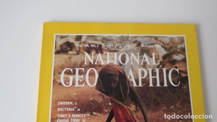 Coleccionismo de National Geographic: National Geographic volumen 184 numero 2 Agosto 1993 INGLES - Foto 2 - 257748760