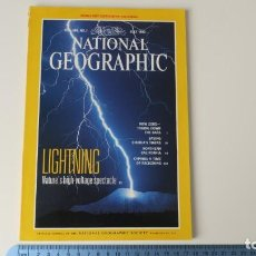 Coleccionismo de National Geographic: NATIONAL GEOGRAPHIC VOLUMEN 184 NUMERO 1 JULIO 1993 INGLES. Lote 257748765