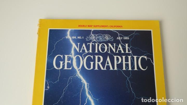 Coleccionismo de National Geographic: National Geographic volumen 184 numero 1 Julio 1993 INGLES - Foto 2 - 257748765