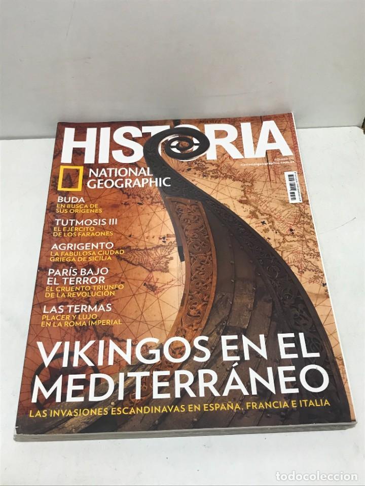 Coleccionismo de National Geographic: LOTE 4 REVISTAS HISTORIA Nº 189 - 191 - 192 - 194 AÑO 2019/2020 NATIONAL GEOGRAPHIC - Foto 4 - 261582770
