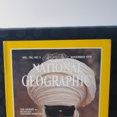 Coleccionismo de National Geographic: NATIONAL GEOGRAPHIC/ VOL 156, N°5 / NOVEMBER 1979 / INGLES / ( REF.N.G.2). Lote 262070640