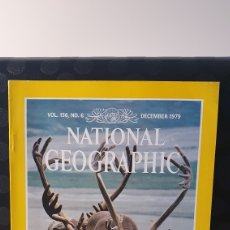 Coleccionismo de National Geographic: NATIONAL GEOGRAPHIC/ VOL. 156, N°6 / DECEMBER 1979 / INGLES / ( REF.N.G.2). Lote 262071795