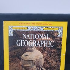 Coleccionismo de National Geographic: NATIONAL GEOGRAPHIC/ VOL.153, N°4 / APRIL 1978 / INGLES / ( REF.N.G.2). Lote 262072255