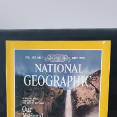 Coleccionismo de National Geographic: NATIONAL GEOGRAPHIC / VOL.156, N°1 / JULY 1979 / INGLES / ( REF.N.G.2). Lote 262072350