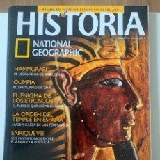 Coleccionismo de National Geographic: HISTORIA NATIONAL GEOGRAPHIC - Nº 22 - EL IMPERIO NUEVO. Lote 262248190