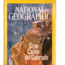 Coleccionismo de National Geographic: NATIONAL GEOGRAPHIC. GRAN CAÑÓN DEL COLORADO. ENERO, 2006. (ST/B16). Lote 262909290