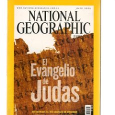 Coleccionismo de National Geographic: NATIONAL GEOGRAPHIC. EL EVANGELIO DE JUDAS. MAYO, 2006. (ST/B16). Lote 262909515
