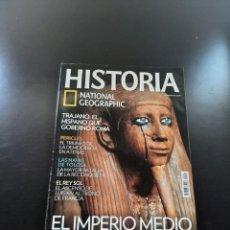Coleccionismo de National Geographic: HISTORIA. Lote 263811705