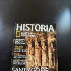 Coleccionismo de National Geographic: HISTORIA. Lote 263811720