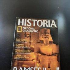 Coleccionismo de National Geographic: HISTORIA. Lote 263811730