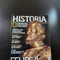 Coleccionismo de National Geographic: HISTORIA. Lote 263811760