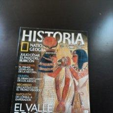 Coleccionismo de National Geographic: HISTORIA. Lote 263811800
