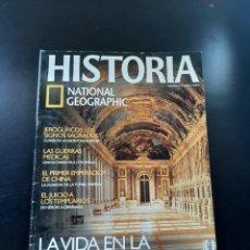 Coleccionismo de National Geographic: HISTORIA. Lote 263811815